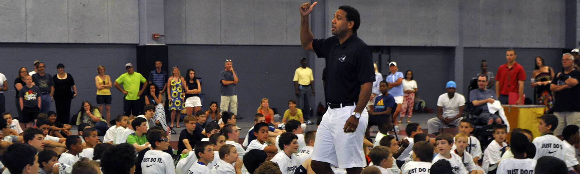 Ed Cooley Basketball Camp